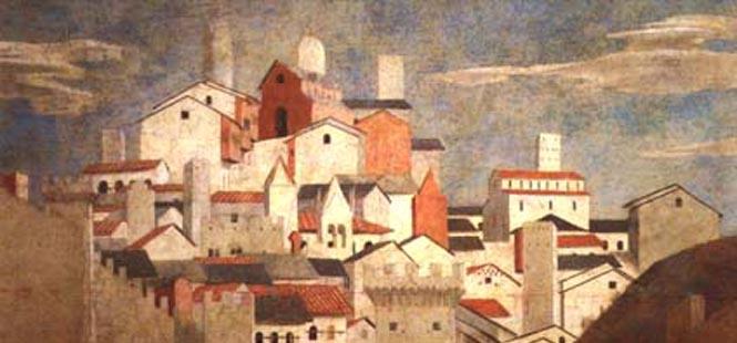 Arezzo pier della francesca