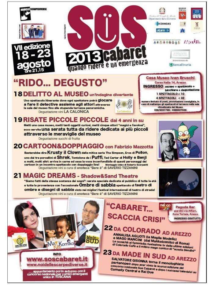 Sos Cabaret alla Casa Museo Ivan Bruschi (2)