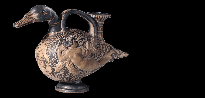 seduzione etrusca anatra